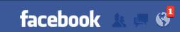 Facebook notifier.