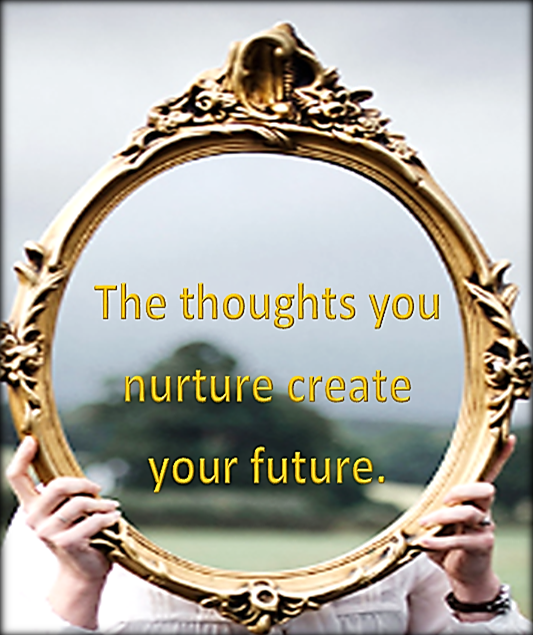 Your thoughts control your life 1