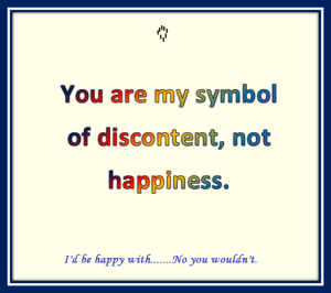 happiness is found within you